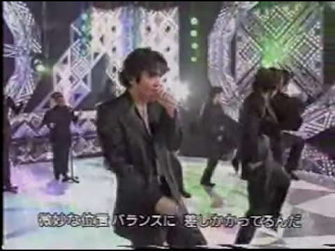 SMAP - Let It Be Live In SmapXSmap