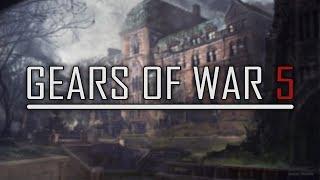 GEARS OF WAR 5   PRIMERA NOTICIA OFICIAL