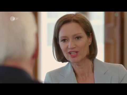 Berlin direkt  ZDF - Sommerinterview mit BundesprГsident  Steinmeier vom 8 . Juli 2018