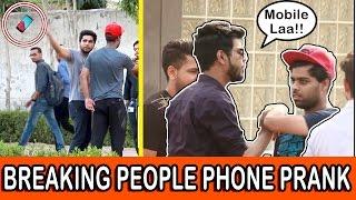 Video BREAKING People's Phone Prank | Pranks in India | TroubleSeekerTeam MP3, 3GP, MP4, WEBM, AVI, FLV Desember 2018