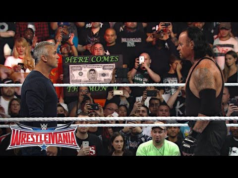 The Road to WrestleMania: Undertaker vs. Shane McMahon – Hell in a Cell Match
