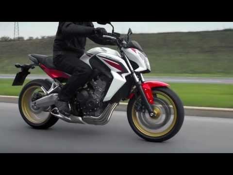 New 2014 Honda CB650F