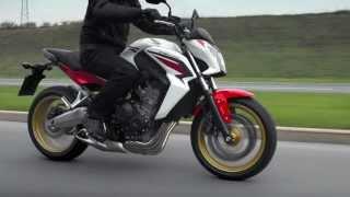 7. New 2014 Honda CB650F