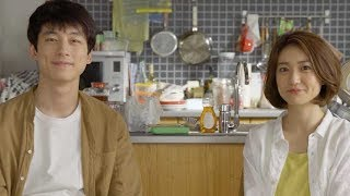 大島優子&坂口健太郎、インタビュー/ミノンCMメイキング