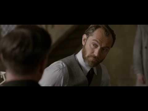 Professor Dumbledore backstory with Grindelwald in Fantastic Beast The Crimes Of Grindelwald