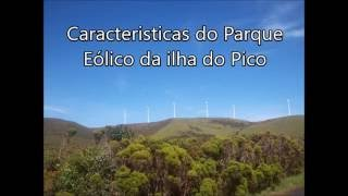 Energia Eólica na Ilha do Pico