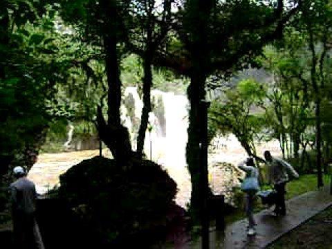 vilso na cachoeira (nova prata)