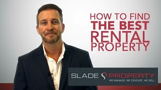 How to Find the Best Rental Property. | Slade Property Sunshine Coast