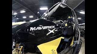 8. 2013 Can-am Maverick 1000 X-rs **Loaded!**