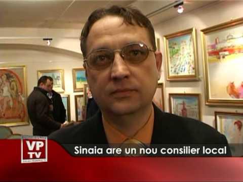 Sinaia are un nou consilier local