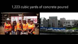 USD BINR Project Time Lapse - DPR Construction
