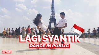 Video SITI BADRIAH - LAGI SYANTIK DANCE IN PUBLIC by Océane & David | Choreo by Natya Shina MP3, 3GP, MP4, WEBM, AVI, FLV November 2018