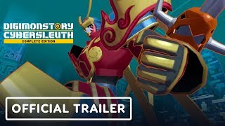 Digimon Story Cyber Sleuth: Complete Edition - Official Launch Trailer by GameTrailers