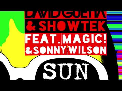 David Guetta & Showtek - Sun Goes Down ft. MAGIC! & Sonny Wilson (Brooks Remix)