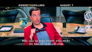 GiaĐình Bá Đạo - We Are The Millers - TV Spot 2