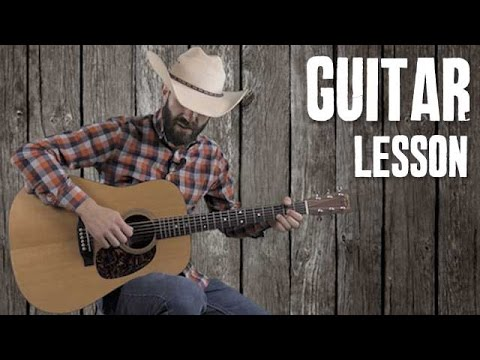 Intro to Classic Country and Bluegrass Strumming – Beginner Guitar Lesson Tutorial