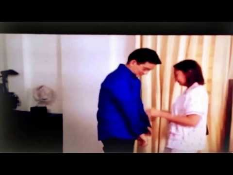 Jodi Sta Maria and Richard yap kilig moment last week.. I hope you like it. thanks...