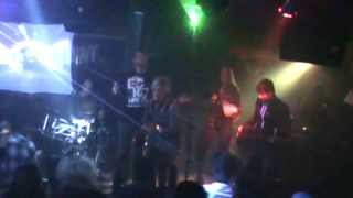 Video Ear Drum Kru - Steps/Dnes Live@CHeckpoint (Nitra)