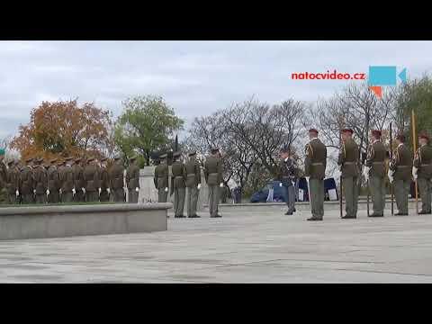 Armáda ČR trénuje na přehlídku