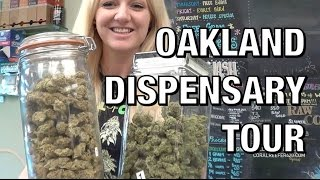 Oakland Dispensary Tour | Magnolia Wellness Collective | CoralReefer by Coral Reefer