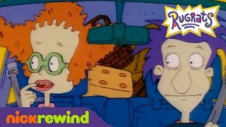 Stu and Didi Make a Wrong Turn   Rugrats   NickRewind