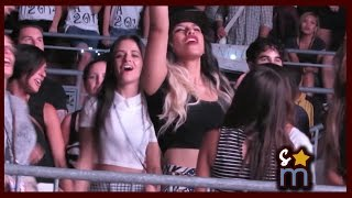 Camila & Dinah Jane Dance to One Direction (Fifth Harmony) - Where We Are Tour 9/13