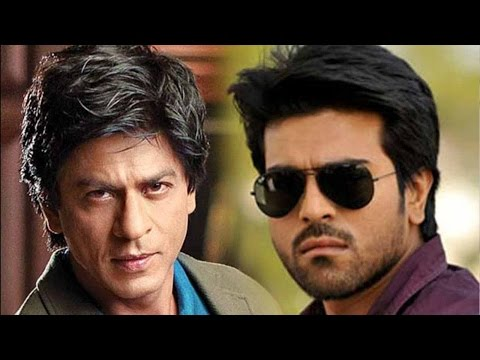What Were Shah Rukh Khan And Ram Charan Chatting A