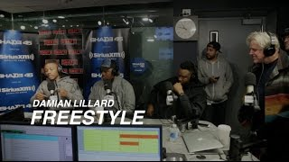 Damian Lillard Freestyles AGAIN on Sway in the Morning | Sway's Universe