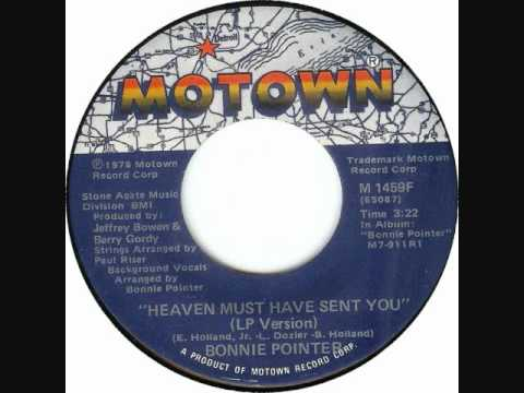 Heaven Must Have Sent You - Bonnie Pointer 1979