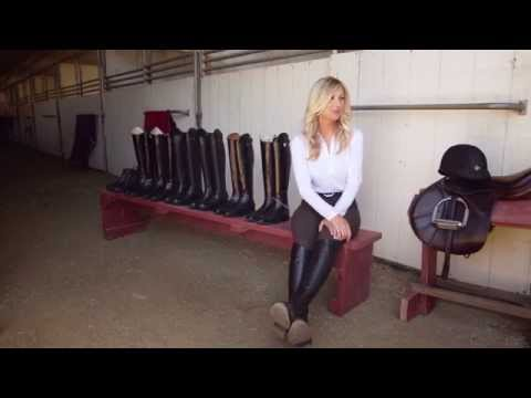 Ariat Presents: How To Clean Riding Boots