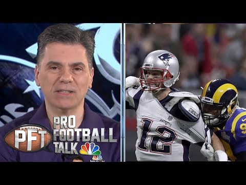 Video: Defense leads Patriots to another Super Bowl win | Pro Football Talk | NBC Sports