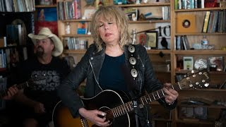 <b>Lucinda Williams</b> NPR Music Tiny Desk Concert