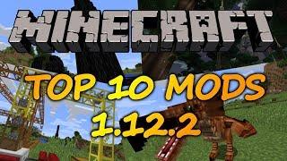 3. Top 10 Minecraft Mods (1.12.2) - 2018