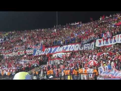 Medellin 3 patriotas 1 REXIXTENXIA NORTE Vamos Vamos MEDALLO! - Rexixtenxia Norte - Independiente Medellín - Colombia - América del Sur