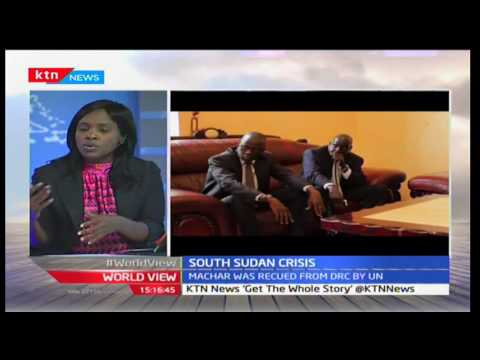 World View -  28th September 2016  - South Sudan Crisis with Lindah Oguttu