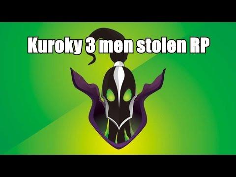 KuroKy Rubick 3 Men RP | The International 5