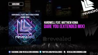 Thumbnail for Hardwell ft. Matthew Koma — Dare You