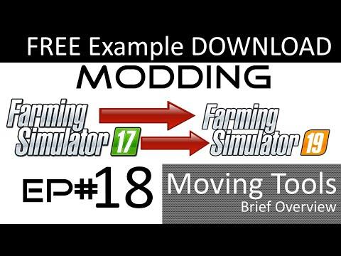 Modding moving tools XML example v1.0