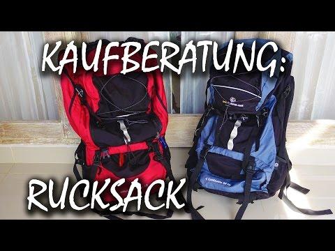 Backpacker Rucksack Kaufberatung - gute und günstige Rucksäcke