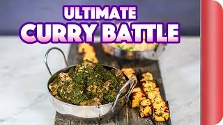 THE ULTIMATE CURRY BATTLE by SORTEDfood