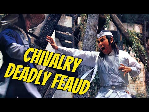 Wu Tang Collection - Chivalry Deadly Feud