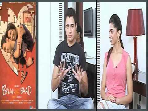 Imran-Deepika Speak About 'Break Ke Baad'