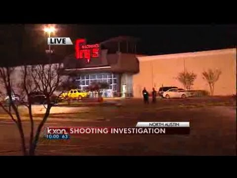 Man Shot in Parking Lot of Fry's Electronics in North Austin