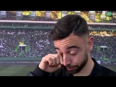 "Bruno Fernandes ""I don't want to play with Lingard!"""