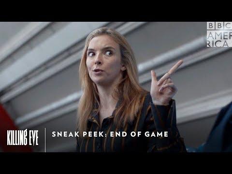 Sneak Peek: End of Game | Killing Eve Sundays at 9pm | BBC America & AMC