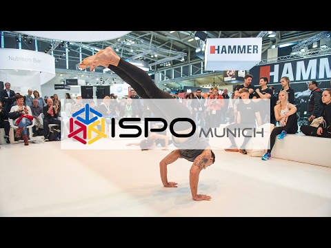 ISPO MUNICH 2017 - Health & Fitness for a better lifestyle
