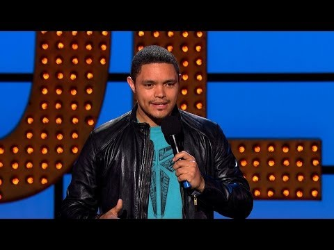 You Obey Traffic Lights?! Trevor Noah | Live at the Apollo | BBC Comedy Greats