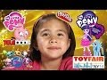 My Little Pony EQUESTRIA GIRLS Rainbow Rocks, PLAY DOH, Angry Birds STELLA - TOY FAIR 2014