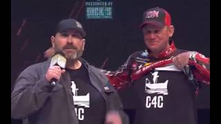 KVD - day 2 weigh in - Bassmaster Classic 2019
