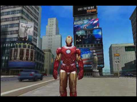 iron man 2 ipad